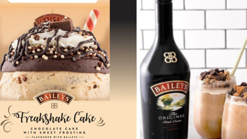 ASDA Is Now Selling A £12 Baileys Freakshake Cake And It Looks Incredible