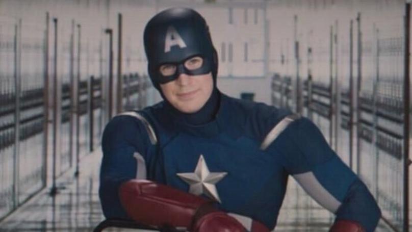 So, Captain America Has Become A Meme