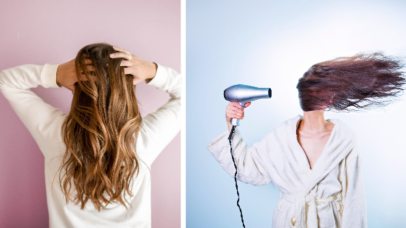 The Worrying Reason You Should Never Let Your Hair Dry Naturally