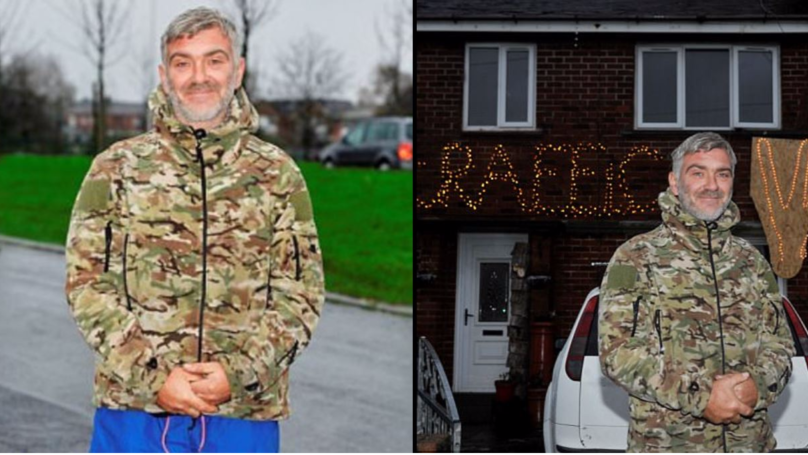 Festive Fairy Lights Prankster Is At It Again. It's Still Funny