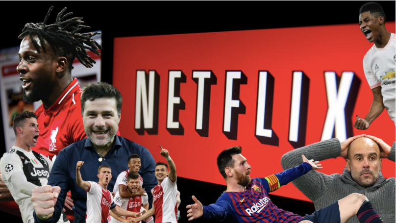 Fans Think Netflix Should Release Documentary About Champions League 2018/19 Campaign