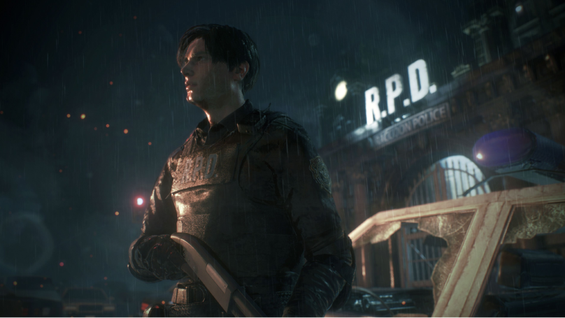 Get Ready For A Quick-Fix 'Resident Evil 2' Demo In January