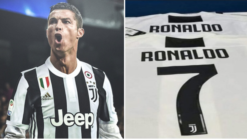 Juventus Sold A Ridiculous Amount Of Cristiano Ronaldo Shirts In 24 Hours