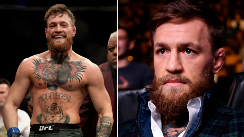 Conor McGregor Gets Called Out By UFC Legend