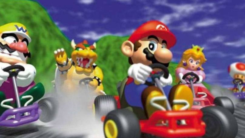 Science Has Decided That Wario Is The Best 'Mario Kart' Character