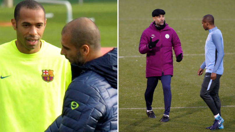 Henry Reveals What Guardiola Does If He Doesn't Get 100 Per Cent In Training