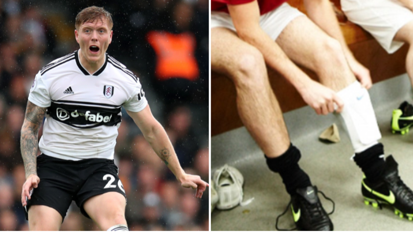 Fulham Defender Alfie Mawson Suffers Injury In The Most Bizarre Fashion