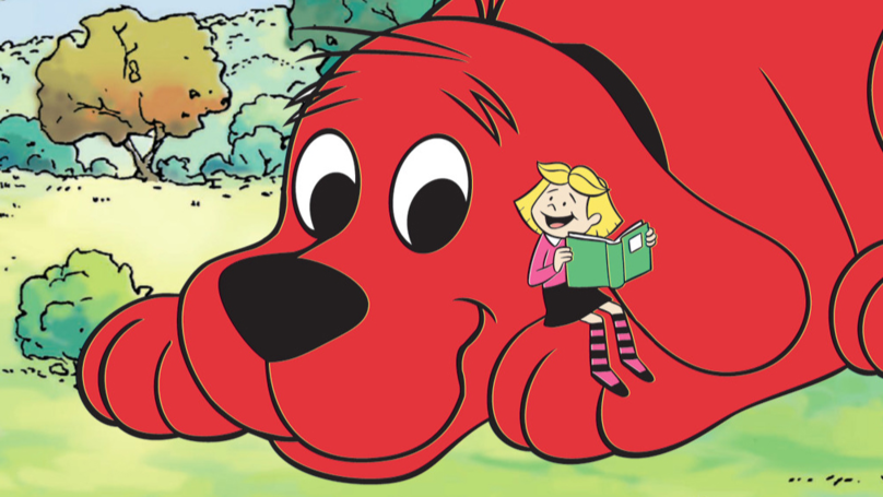 Children's Classic Clifford The Big Red Dog To Return To TV Next Year