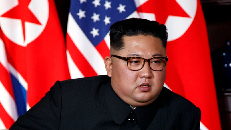 People Are Hearing Kim Jong-Un's 'Sexy' Voice For The First Time