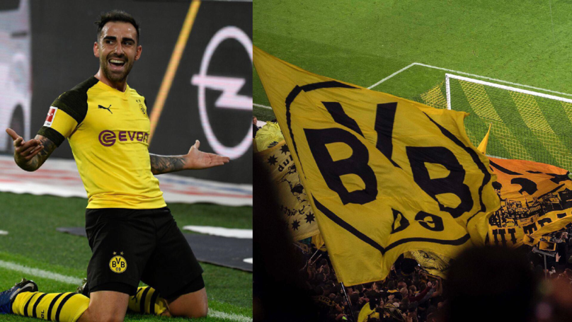 Borussia Dortmund Set To Announce Paco Alcacer This Weekend