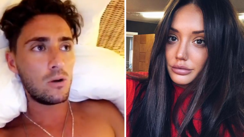 WATCH: Stephen Bear 'Turns Up Pressure' On Charlotte Crosby 'Money Row'