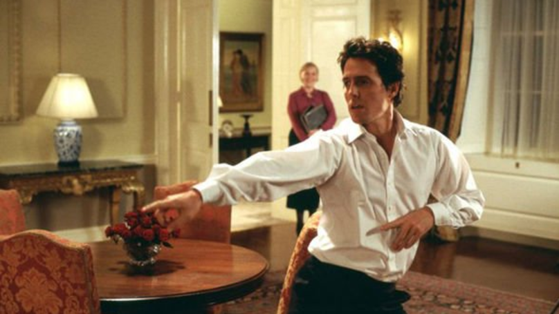 Hugh Grant Reveals He Found Iconic 'Love Actually' Scene Excruciating