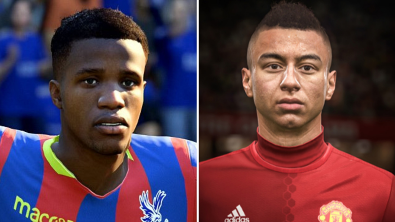 EA Fixes Lingard And Zaha's Haircuts In FIFA 19, Both Players Respond On Twitter
