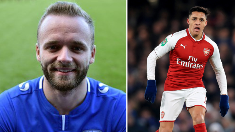 Oldham Athletic Player Asks Club To Announce Sanchez, Gets Brutally Trolled