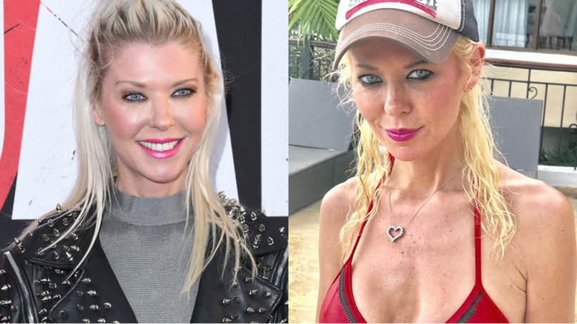 ​Tara Reid Responds To Fans' Concerns Over Weight