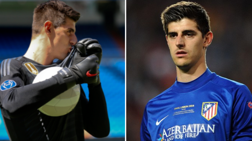 Atletico Madrid Fans Plan Crazy Reception For Thibaut Courtois