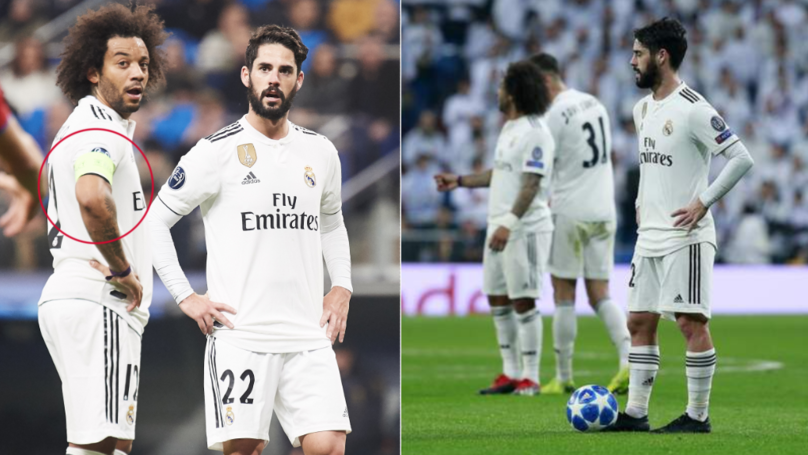 The Reason Behind Isco Refusing To Wear Real Madrid Captain's Armband