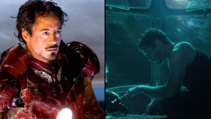 Robert Downey Jr. Responds To NASA Offering To Rescue Tony Stark