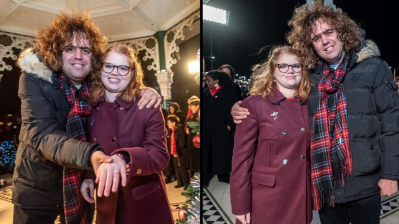 Undateables' Daniel Wakeford Is Engaged To His Long-Term Girlfriend