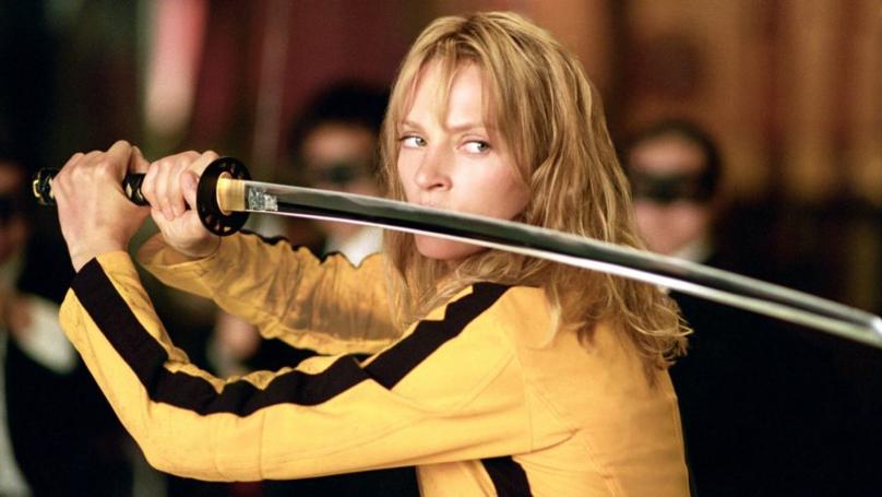Quentin Tarantino Reveals He's Spoken To Uma Thurman About Kill Bill 3