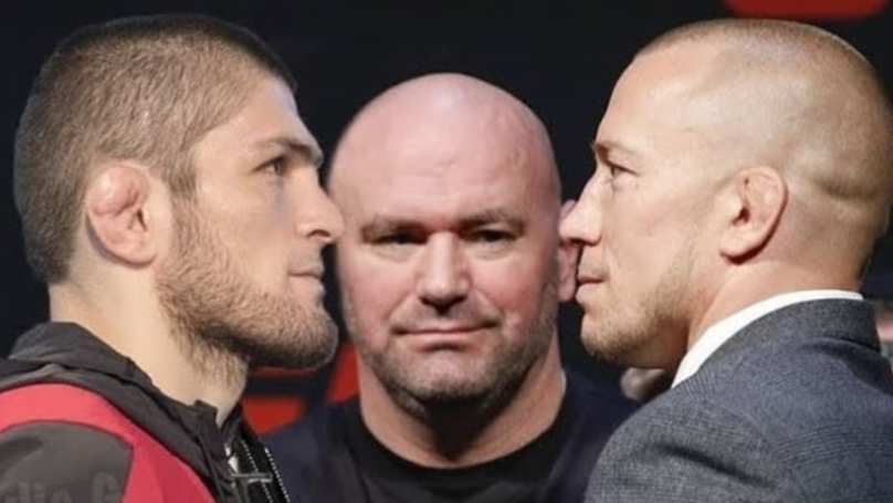UFC Super-Fight Between Khabib And GSP Is 'In The Works'