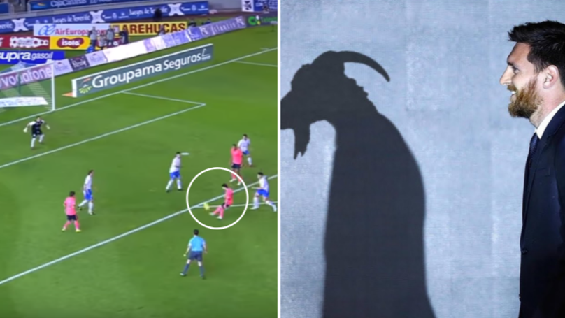 Lionel Messi Fan Creates 'The GOAT'- The 'Official' Movie
