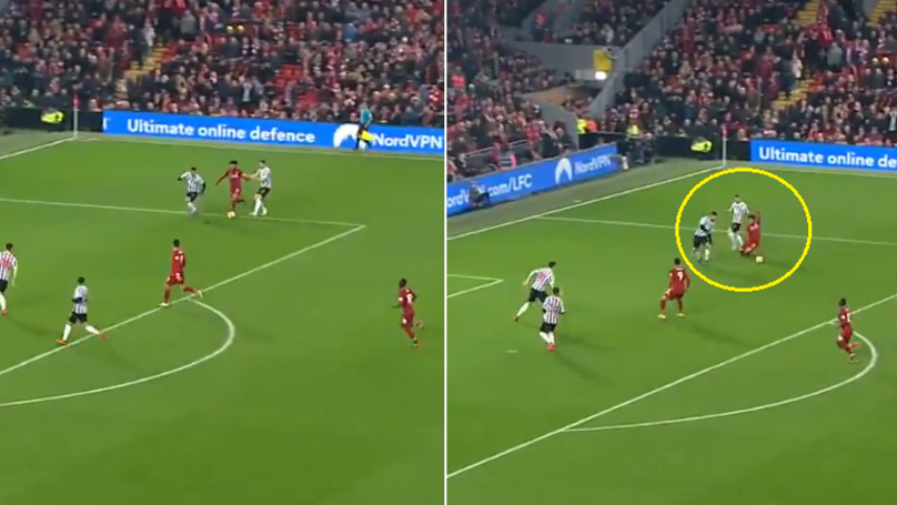 Liverpool's Mohamed Salah Branded A 'Cheat' For 'Shocking Dive'