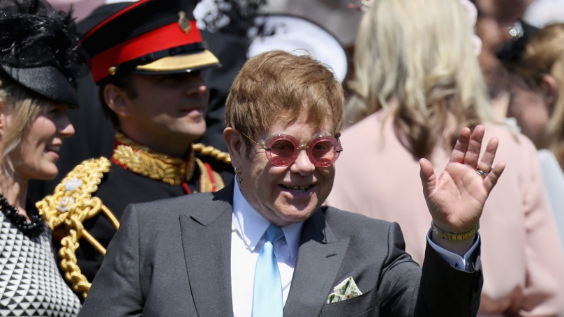 Royal Wedding 2018: Sir Elton John Performs Lunchtime Gig For Guests