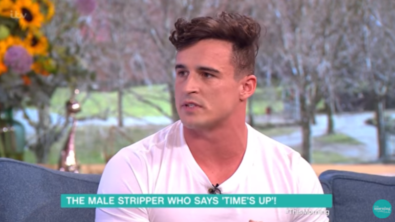 Male Stripper Who Had Penis Bitten By Drunk Woman Calls For End To 'Violating' Assaults