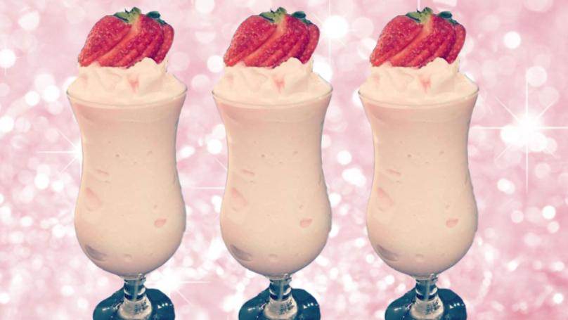 These Tequila Rose Milkshakes Are A Sweet Lover's Dream