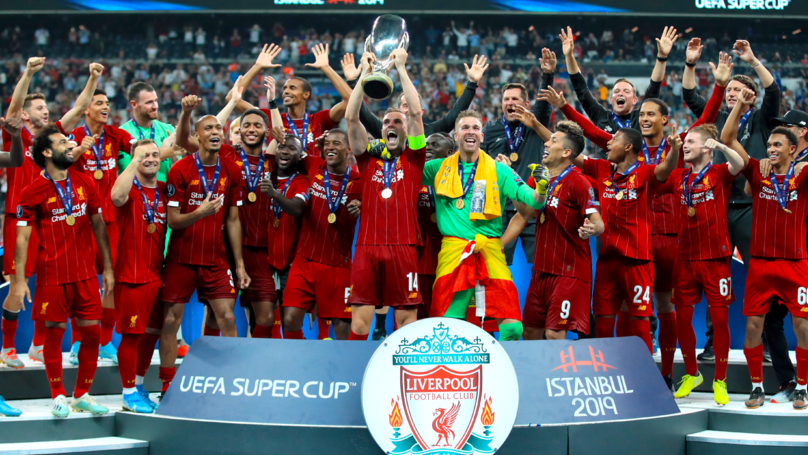 Liverpool Beat Chelsea On Penalties To Win UEFA Super Cup In Istanbul