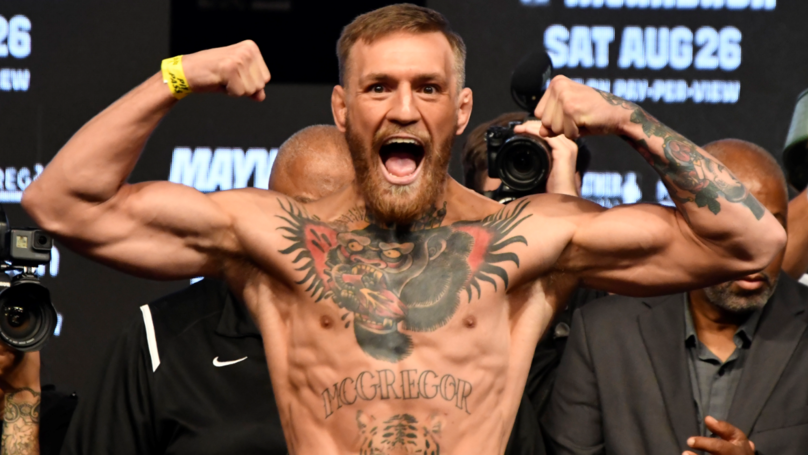 ​Conor McGregor To Return To UFC To Fight Khabib Nurmagomedov