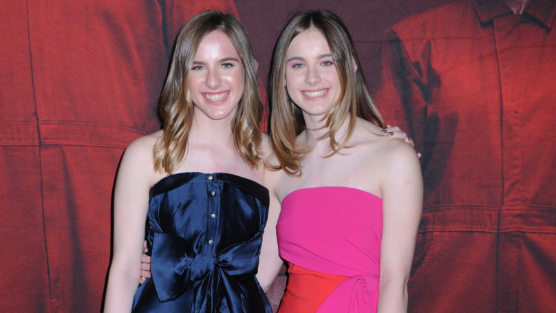 The Twins Who Played Emma Geller In 'Friends' Will Star In Jordan Peele's New Movie 'Us'