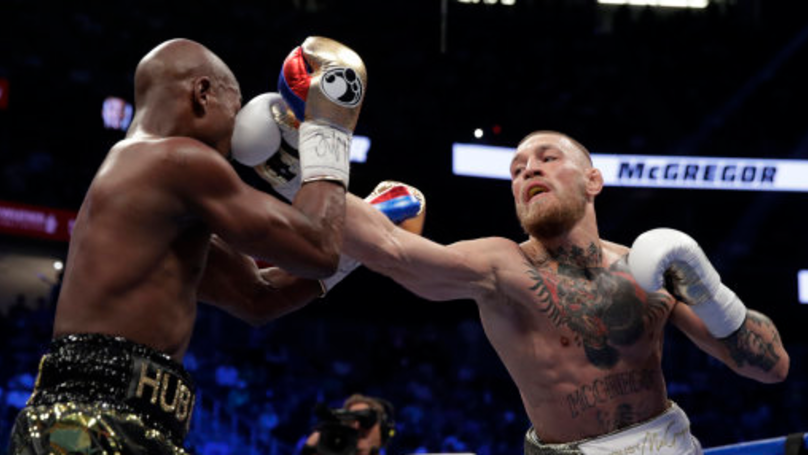 Cinema Shows 'Fight In 3D' As Brawl Erupts During Mayweather Vs McGregor