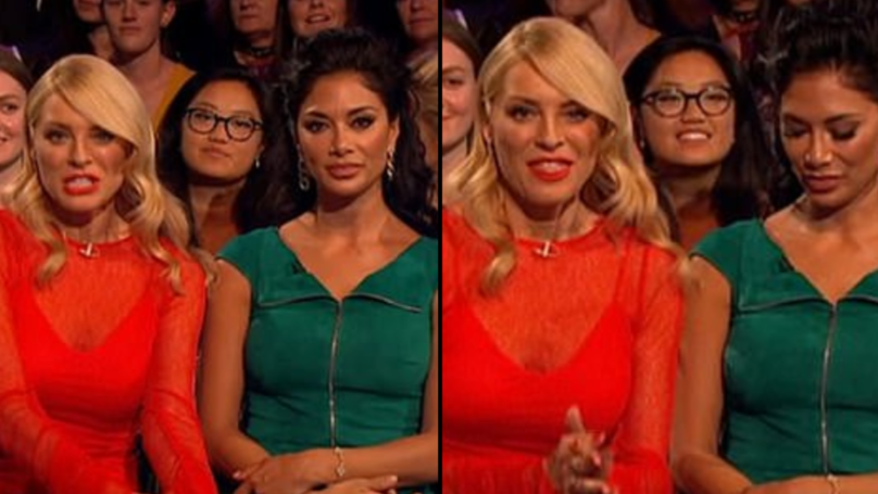 Viewers Shocked At What They Think Nicole Scherzinger Said To Tess Daly On 'Strictly'