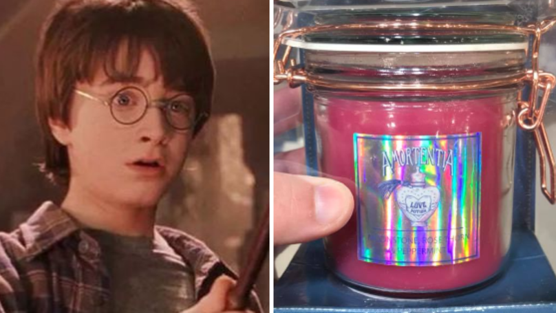 Primark Is Now Selling Harry Potter Love Spell Candles And They're Lit