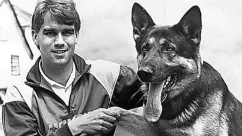 The Story Of A Police Dog Called Bryn Who Saved A Club From Relegation