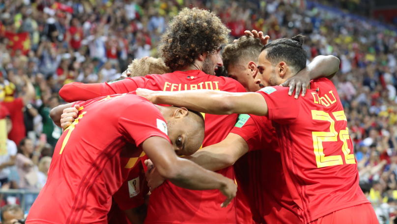 Brazil Are Out Of The World Cup Following Loss To Belgium