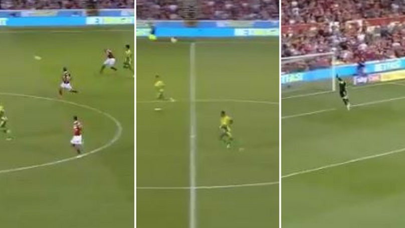 Adlène Guedioura Almost Scores 'Goal Of The Century'