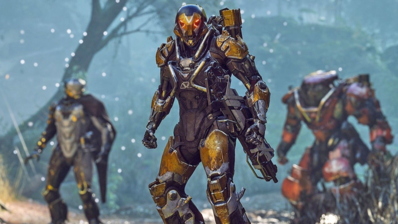 ​'Anthem' Broke Records For EA, Publisher Reports More Digital Sales Than Ever