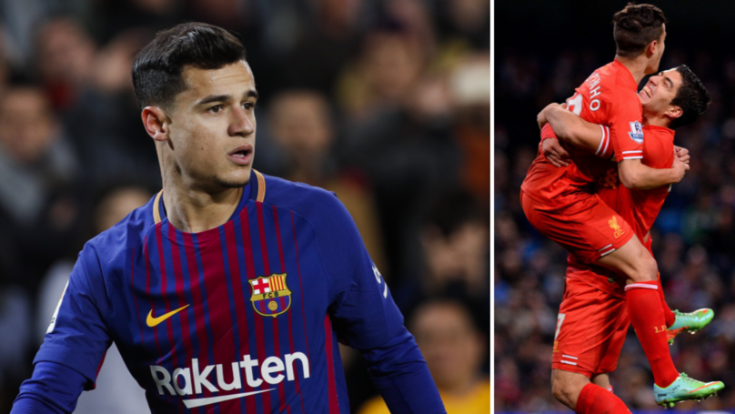 Luis Suarez Reveals The Difference Between Liverpool And Barcelona Philippe Coutinho