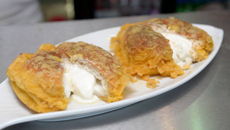 A Chippy In Scotland Is Selling Deep Fried Ice Cream