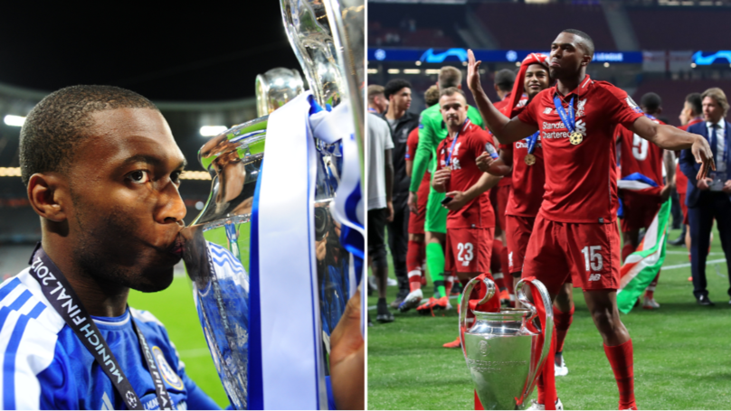 Daniel Sturridge Is The First Player To Win Champions League With Two Different English Clubs
