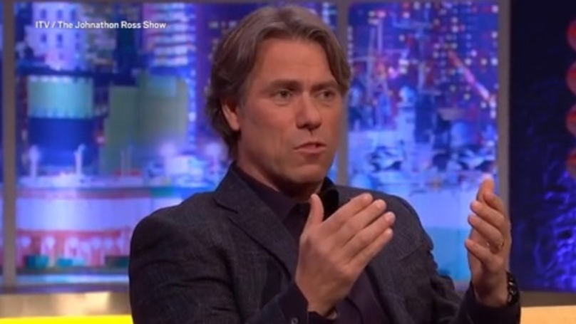 John Bishop Makes Powerful Speech On How To Support Children If They Come Out