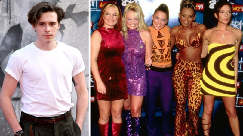 Brooklyn Beckham Hired As 'Official Photographer' On Spice Girls Comeback Tour