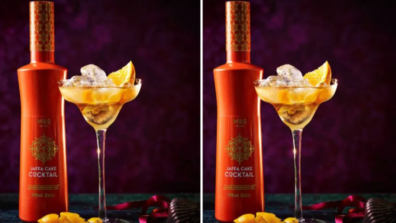 M&S Is Launching A Jaffa Cake Cocktail And It Sounds Delish