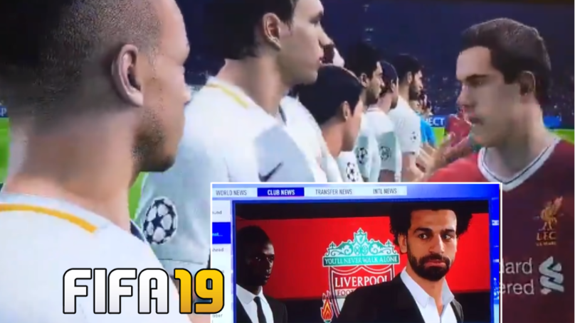 FIFA 19 Beta Footage Confirms New Commentators And They