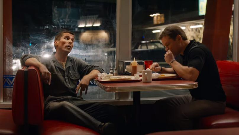 Watch The Trailer For Matt Damon And Christian Bale In Ford v Ferrari
