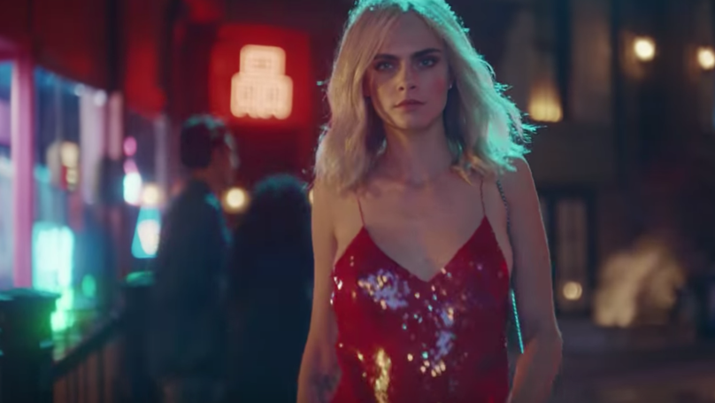 49fd10adc737 Jimmy Choo Advert Featuring Cara Delevingne Branded  Sexist ...
