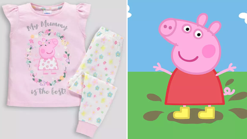 Matalan Is Selling Matching Peppa Pig PJs For Mums And Daughters